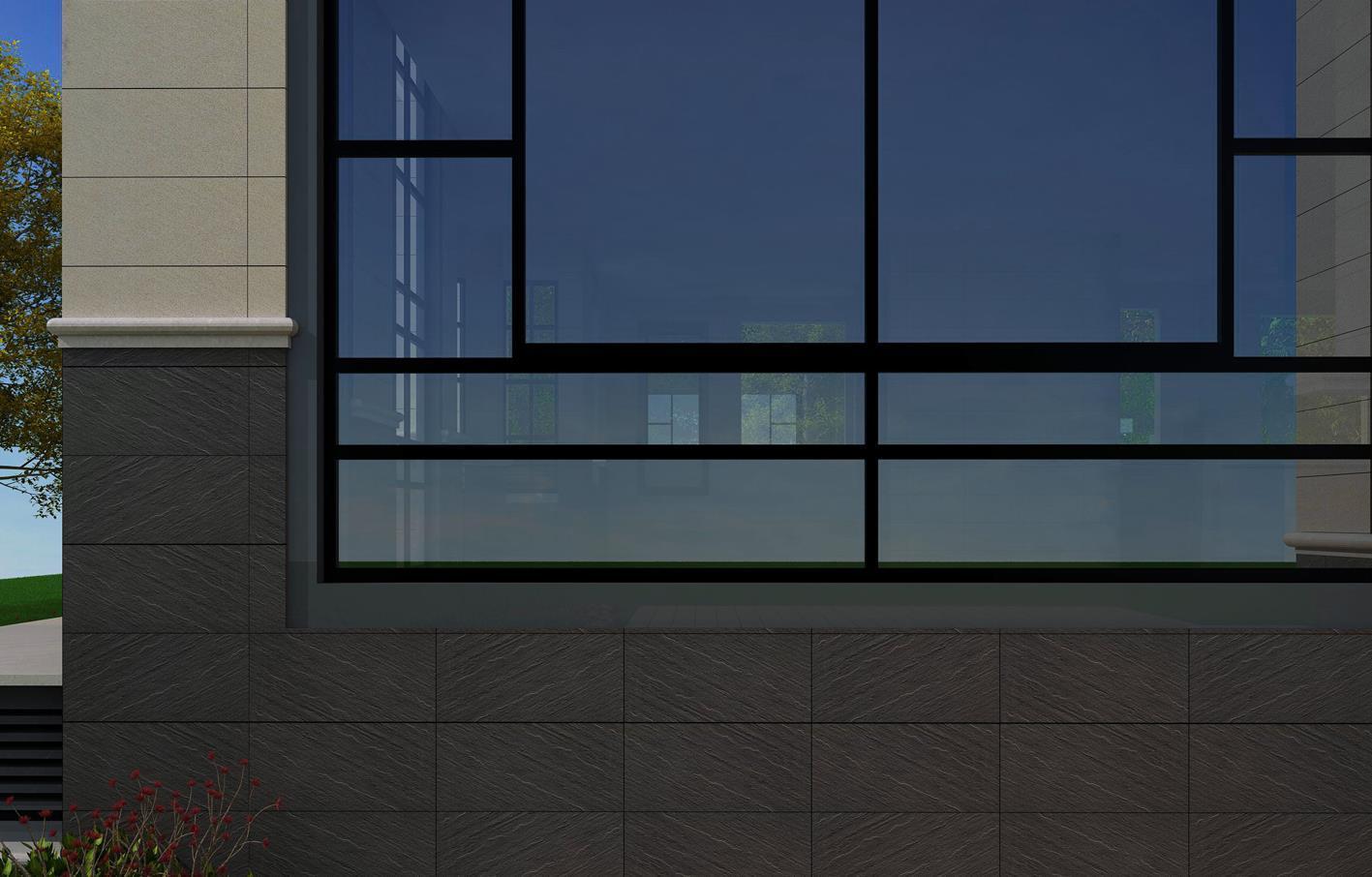 什么是瓷砖幕墙?瓷砖幕墙有哪些特点?