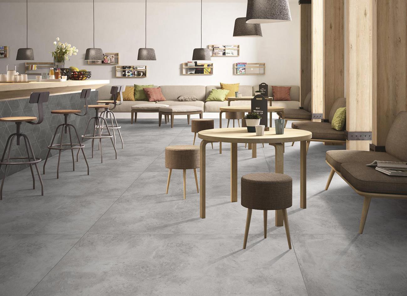 家居地面铺生态仿石瓷砖好吗?生态仿石瓷砖有哪些特点?