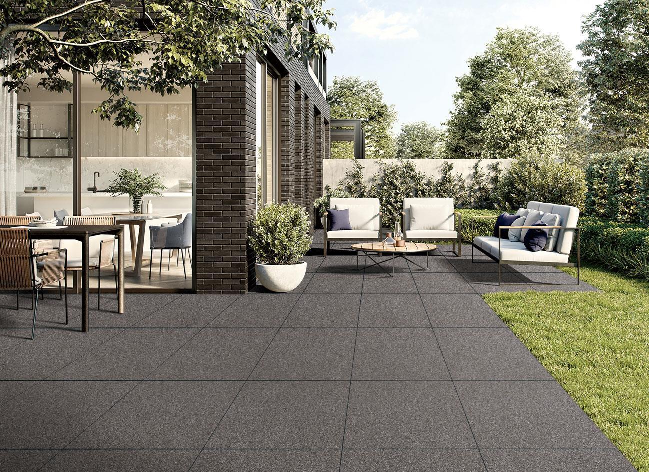 通體磚厚板有哪些特點?如何選購外墻厚板通體磚?